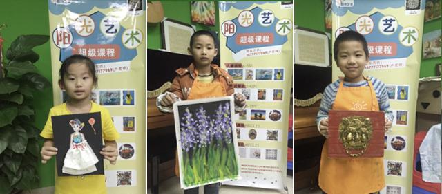 南宁少儿绘画课程西乡塘孩子创意绘画课动物园兴趣班